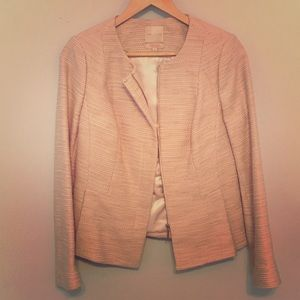 The Limited Blush Blazer - Scandal Collection